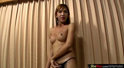Thai, Cum feet, Shemale cum, Shemale thai