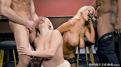 Piercing, Nina kayy, Husband watch, Throat, Bridgette b
