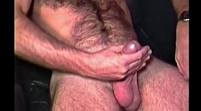 Hairy mature, Jim, Mature hairy, Jerking off