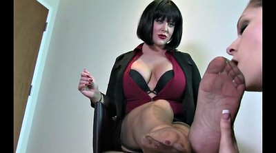 Nylon feet, Smell, Pantyhose feet, Smell feet, Smelling