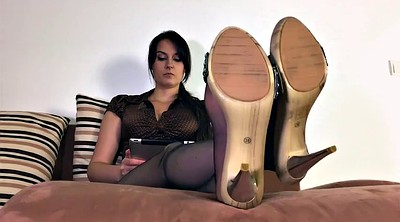 Step mother, Nylons, Nylon feet, Nylon fetish