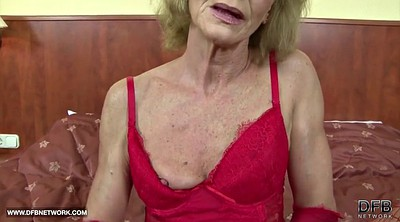 Granny anal, Hairy anal, Screaming
