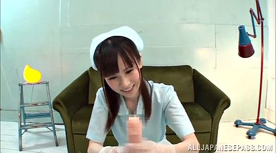 Nurse, Asian handjob, Amateur pov, Nurse handjob, Cummings, Asian nurse