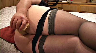 Stocking, Bbw solo, Chubby anal, Stock anal, Stockings solo, Stocking anal