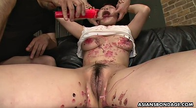 Japanese throat, Asian bdsm
