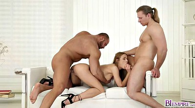 Alexis, Mark, Black anal, Bisexuality