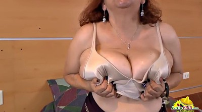 Adult, Granny solo, Seduction, Chubby mature solo