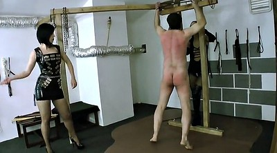 Male, Whipping