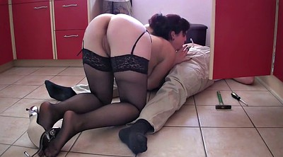 Wife anal, Hot wife, Kitchen anal, Anal wife, Mature hot