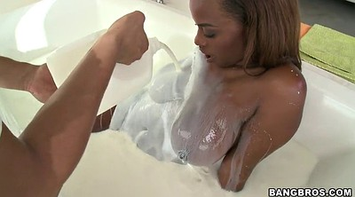 Tori black, Milk tits