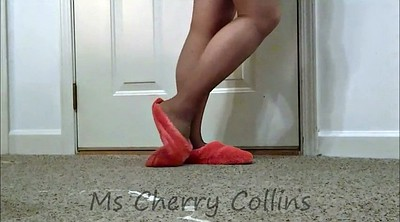 Pantyhose, Slippers