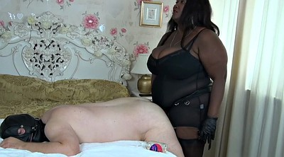 Black strapon, Black ebony, Bbw strapon