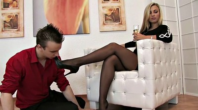 Trample, Smell, Nylons, Trampling, Foot smell, Nylon foot