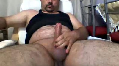 Turkish, Voyeur masturbating, Bear masturbation