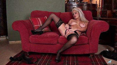 Stockings, Leather, Stockings solo, Solo fingering