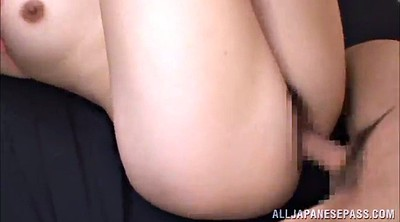 Asian, Missionary orgasm creampie