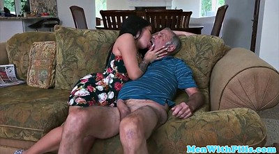 Escort, Old pervert, Amateur blowjob