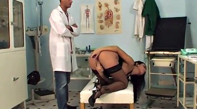 Masturbate squirt, Role play, Lady doctor