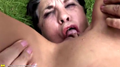 Mature lesbian, Young and old, Bbw mature, Mature hairy lesbian, Young fuck, Old lesbians