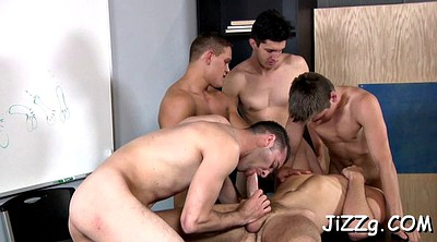 Male, Anal party, Anal group