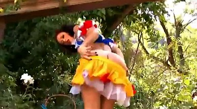 Cosplay, Snow white