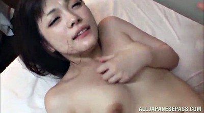 Japanese handjob, Facial japanese