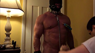 Gay slave, Muscle daddy
