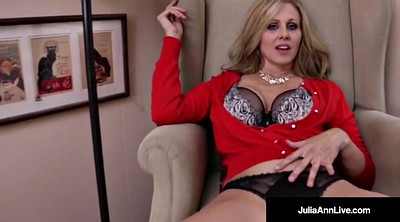 Julia ann, World, Mature big tits
