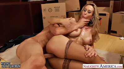 Mom, Brandi love, Brandi, Sex mom, Mom teaching