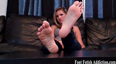 Foot fetish, Foot tease