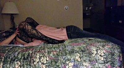 Hotel milf, My wife