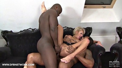 Interracial, Mature anal, Blond, Anal mature