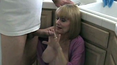 Step mom, Taboo mom, Mom handjob