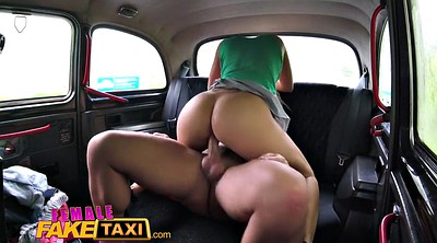 Fake taxi, Female fake taxi