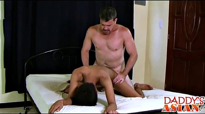 Old gay, Youngest, Asian party, Asian old, Dad fuck, Cute gay