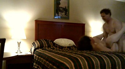 Hotel, Wife creampie, Lovers, Hotel room, Doggy creampie, Wife fucked
