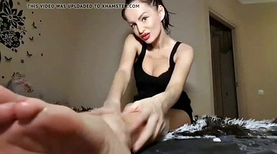 Feet, Bare foot, Russian homemade, Russian foot