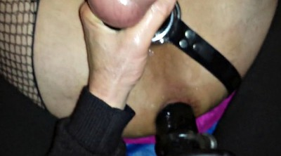 Pegging, Hubby, Fisting dildo, Wifey, Pegging amateur
