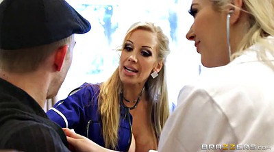 Hotel anal, Model anal, Doctor anal