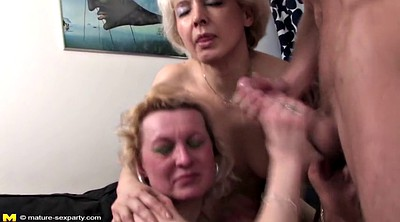 Family, Granny group, Mature and boy, Mature boy, Mature and young boy, Family sex