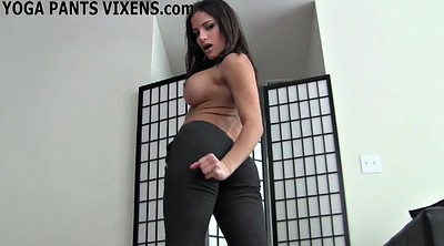 Pants, Jerking, Yoga pants