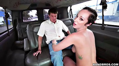 Short hair, Pick up, Jada stevens, Cars