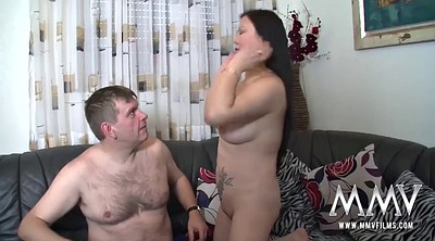 White wife, Asian wife, Asian chubby