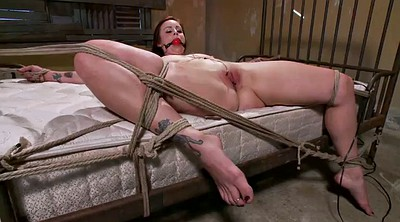 Tied, Piercing, Rope, Tied to bed