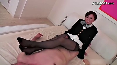 Japanese footjob, Nylon, Japanese pantyhose, Japanese black, Japanese feet, Nylon feet