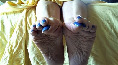 Mature feet, Mature foot, Feet mature