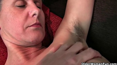 Older, Hairy solo, Granny solo, Bbw hairy