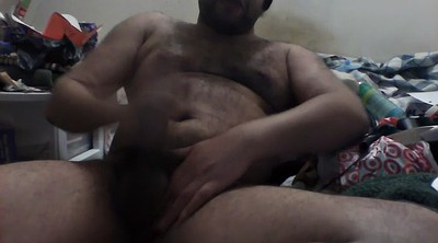 Jerked off, Jerked, Granny solo, Solo granny, Hairy masturbation