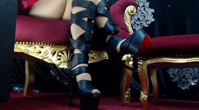 Nylon, Nylon feet, Nylon foot, Laura