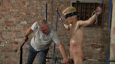 Young boy, Tied up, Old and young, Sperm